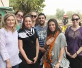 Team from Australian High Commission visits Asha