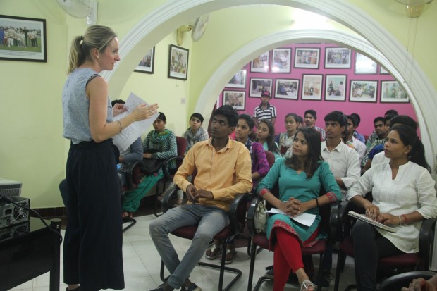 Pre-Internship Workshop-Preparing the New Students