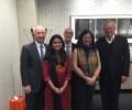 Dr Kiran takes Asha to Australia