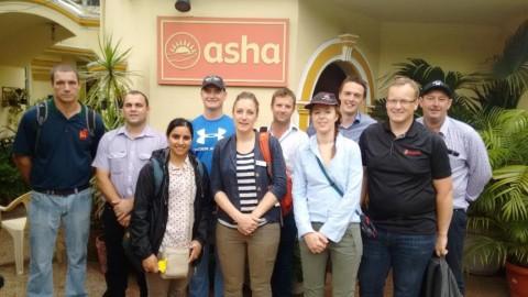 Nuffield Scholars Visit Asha