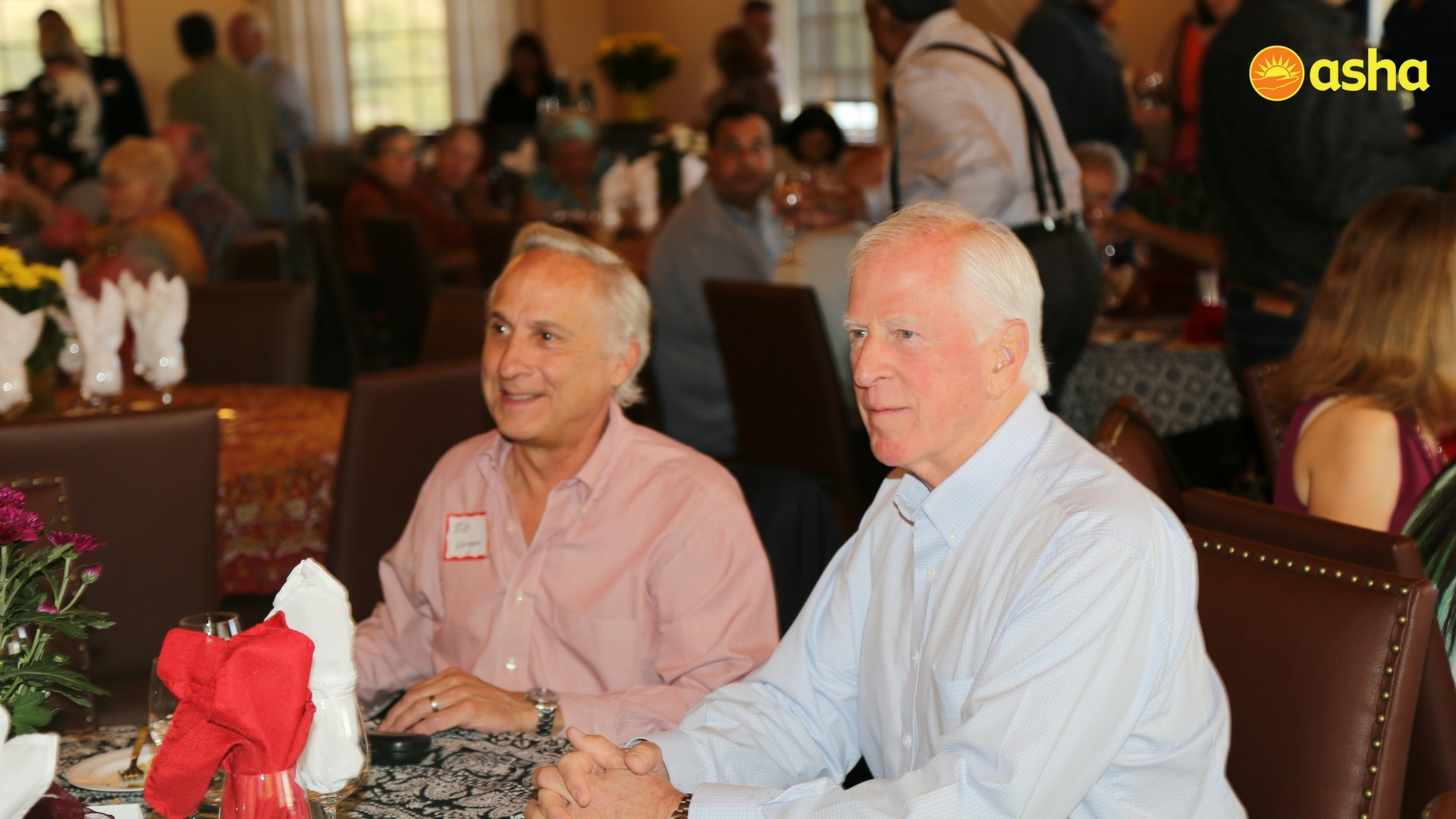 William Leigon, owner of Jamieson Ranch with Congressman Mike Thompson.