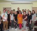 Schools from UK led by David Briggs Visit Asha