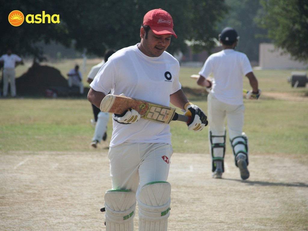 The T-20 Cricket match was a great success and a well fought battle.