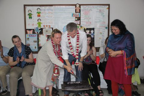 Bidding Adieu to the Canada's Deputy High Commissioner to India, Jess Dutton.