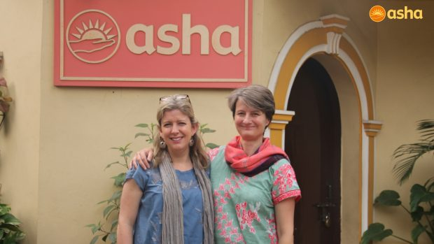 Indian cuisine from the kitchens of Asha's slum communities