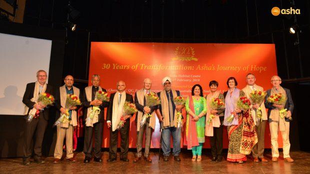 Asha Turns 30:The Final Celebration