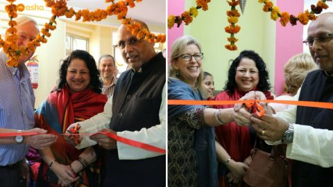 Asha turns 30: Inauguration of a Physiotherapy unit and a Preschool