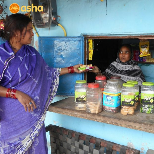 Asha's Women's Association lending a helping hand to Premila