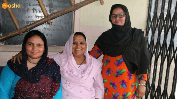 Asha:Empowering women for a better tomorrow