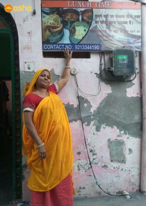 Challenging stereotypes: Empowered women of Asha