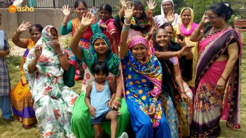 Torchbearer's of their community: Asha's Women's Association