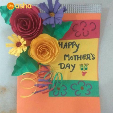 Celebrating Motherhood in Asha communities