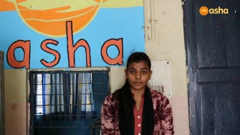 Asha topper from Mayapuri scores 94.75%