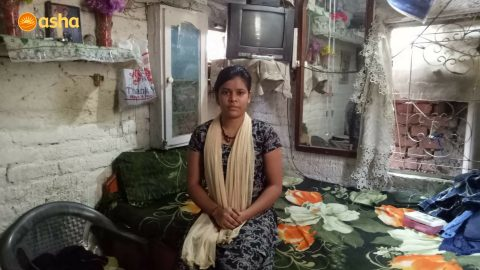 """""""I want to be an IAS officer."""" – Komal"""