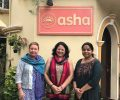 DCM of the Embassy of Finland, New Delhi visits Asha