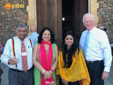 Asha Events at Napa Valley
