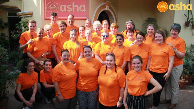 Discovery Schools Academics Trust visits Asha