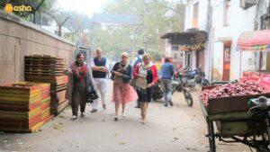 Asha's Kanak Durga Slum Community