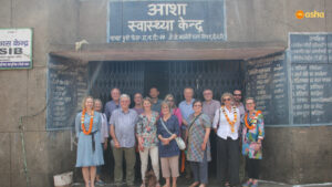 Global Friends of Asha at Mayapuri slum community