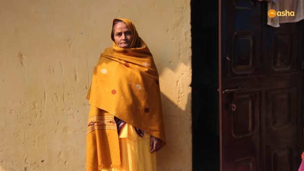 """Life with a family who CARES is easy. Asha is that family to me,"" says Somvati."