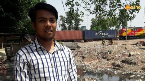 Know Tushar's story in his own words