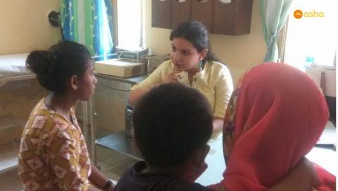 Psycho-Social Clinics in Asha Slum Communities