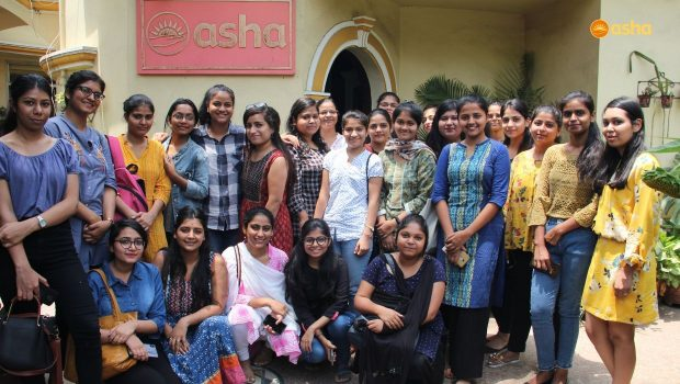 Future teachers intern at Asha