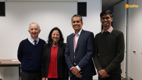 A 'Thought Leadership Session' by Dr Kiran Martin