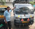 From a driver of a rented rickshaw to an entrepreneur
