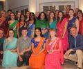 Methodist College volunteers at Asha