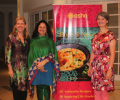 Hope & Spice Cookbook launched at British High Commissioner's Residence