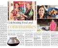 Hope and Spice Cookbook launched in India