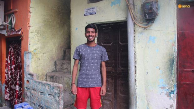 Early diagnosis helped Sagar recover from TB