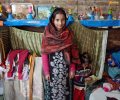 Sapna nourished her child through Asha's counselling and support