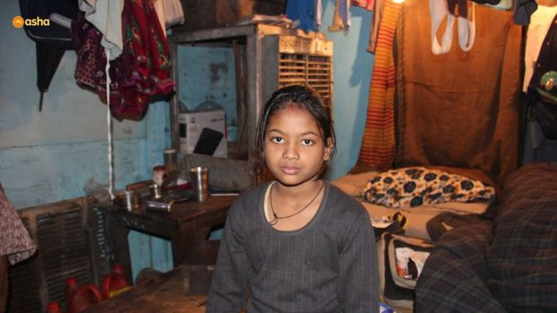 Young Roshni's journey in fighting TB