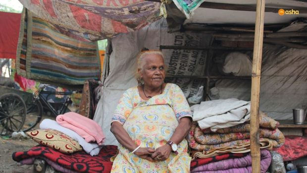 With no one to call her own, Asha becomes her Family