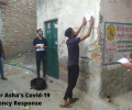 Asha provides relief to slum dwellers in the midst of Coronavirus Pandemic