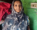 Facing starvation, helpless mother and her family receive relief from Asha