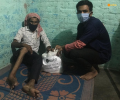 Asha COVID-19 Emergency Response: Relief provided to the disabled in Asha communities