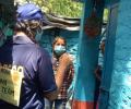 Asha Corona Warriors continue to comfort and inspire people in slum communities