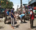 Asha COVID-19 Emergency Response: Asha launches a sanitation drive for all slum communities