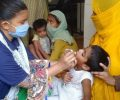 Asha COVID-19 Emergency Response: Asha continues providing support to hundreds in the slums every day
