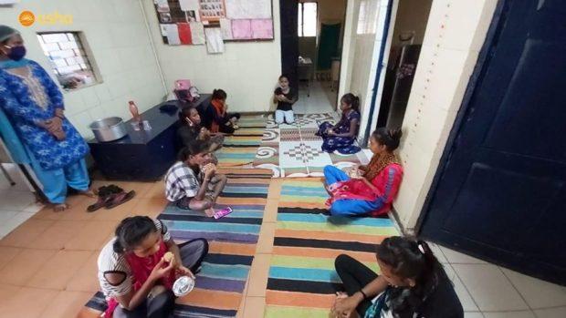 Asha COVID-19 Emergency Response: Asha High Protein Powder helps malnutrion girls and women gain weight