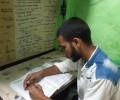 Asha topper from Jeevan Nagar scores 94.% in his 12th board exams