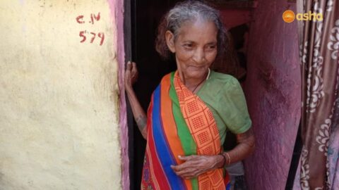Surviving against the odds with Asha's support