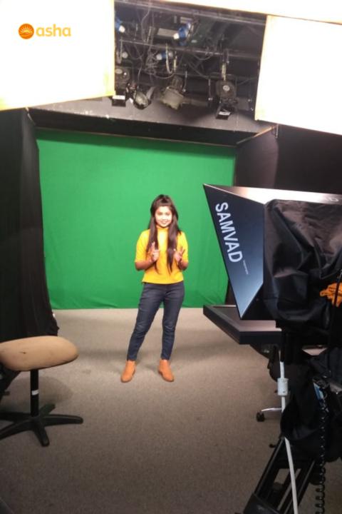 Usha's success story serves to inspire all Asha students