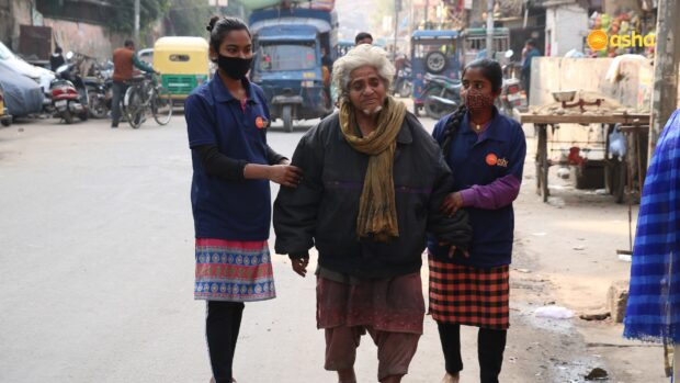 No one except Asha has helped me: 80-year-old Kanta Devi