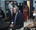 Inauguration of IT Center at Asha's Mayapuri Slum Community