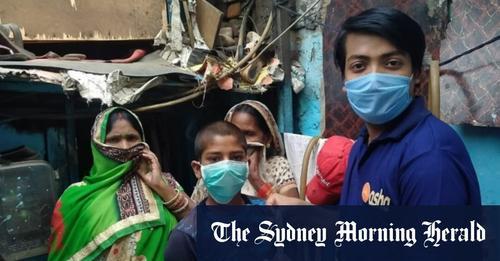 Sydney Scholars India Equity Scholarship awarded to Asha student Tushar Joshi.